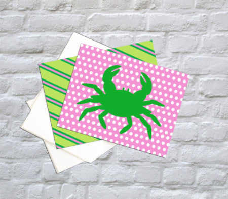 Preppy Folded Notecards
