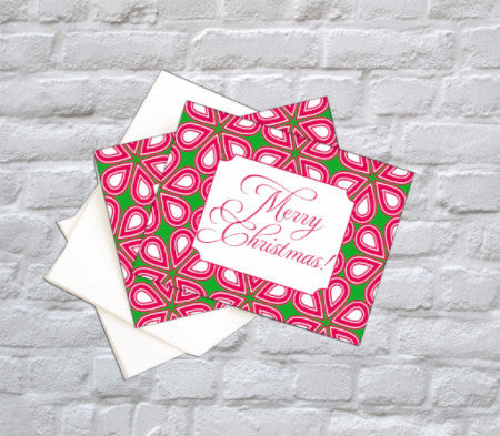 Holiday Folded Notecards