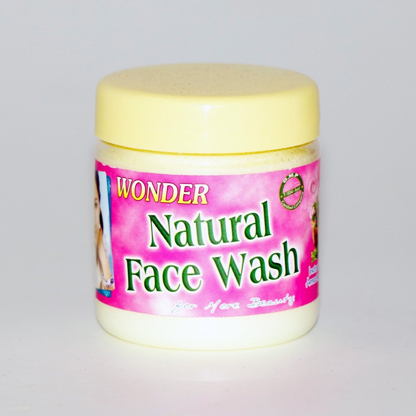 Natural Face wash - Wonderherbals