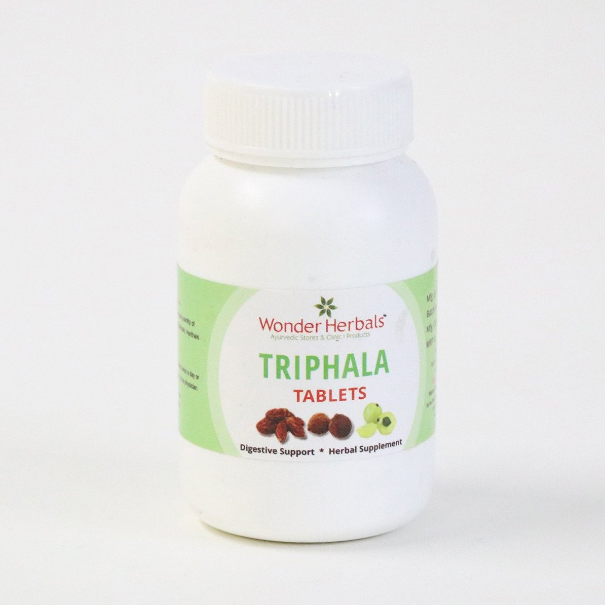 Triphala Tablets - Wonderherbals
