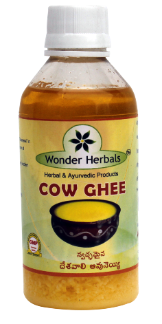 Cow Ghee 200ml - Wonderherbals