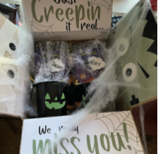 Halloween Care Package