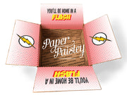 Home in a Flash Care Package Sticker Kit