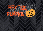 Hey There Pumpkin Halloween Care Package Sticker Kit