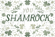 You Shamrock My World Care Package Sticker Kit