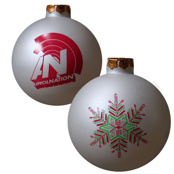 AWOL Holiday Ornament