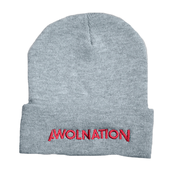 AWOLNATION Embroidered Beanie