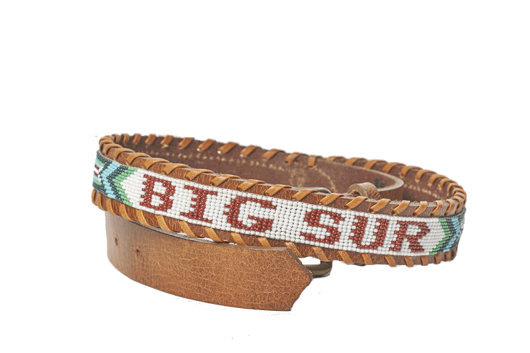 Big Sur Camp belt close