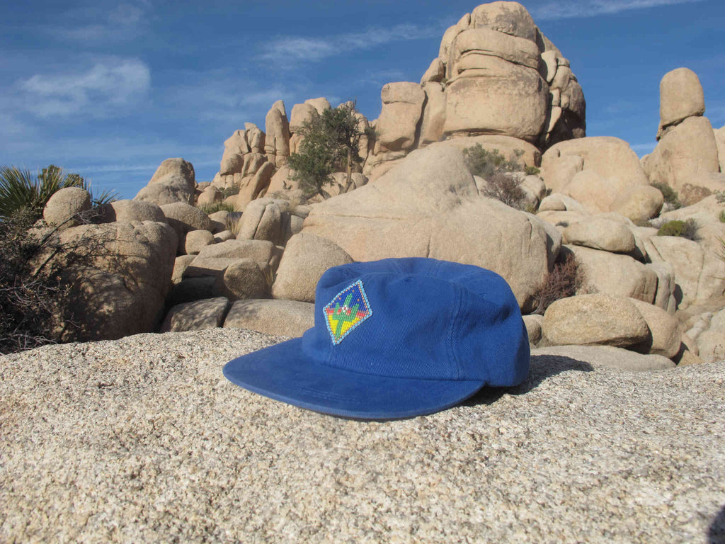 Cool Rancher Hat - Royal Cactus