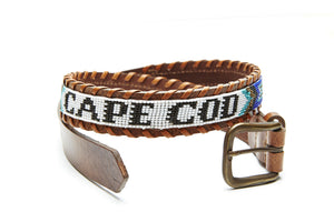 Cape Cod camp belt close