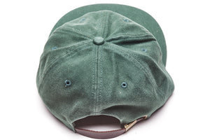 Green Cool Rancher cap back