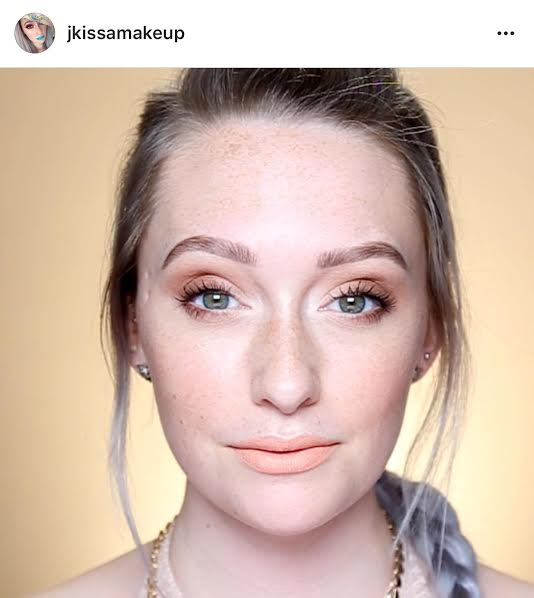 jkissamkeup in life is peachy jkissa make up