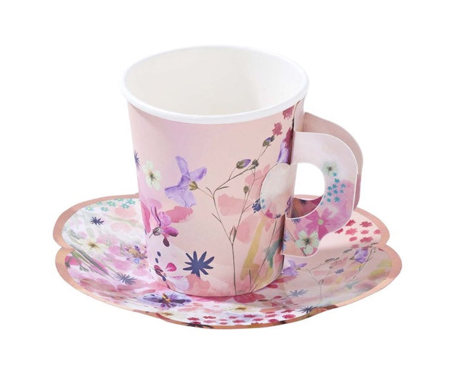 Blossom Cup & Saucer