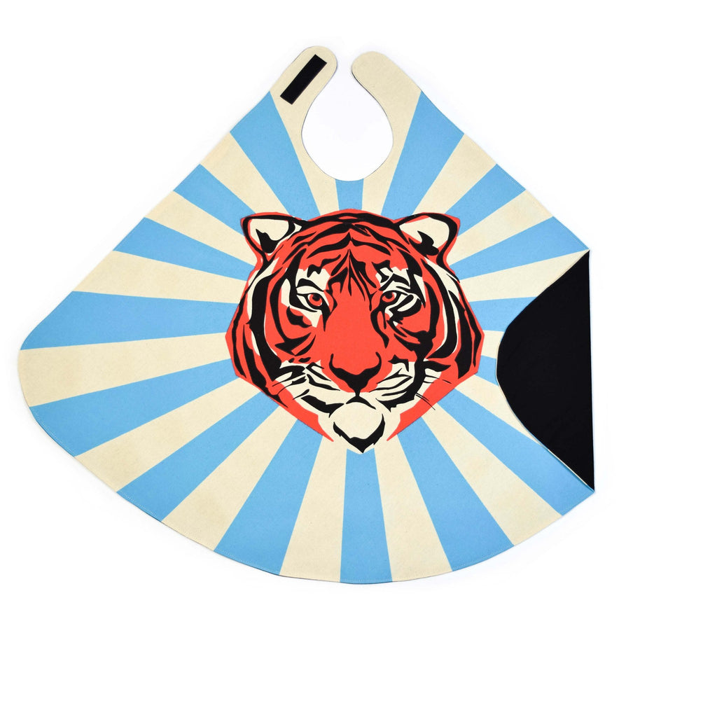 Tiger Cape Blue