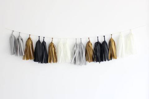 Tassle Garland DIY Kit
