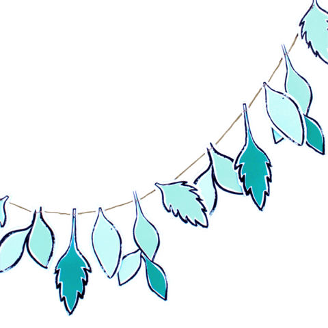 Leaves Garland