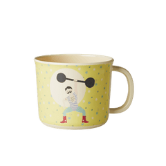 Baby Melamine Cup with Boy Circus Print