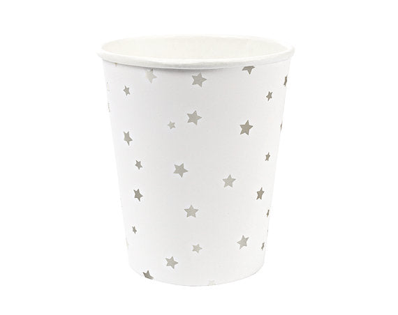 Silver Star Cups