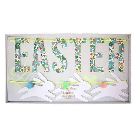 Easter Liberty Garland