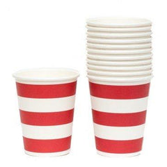 Candy Stripe Cups