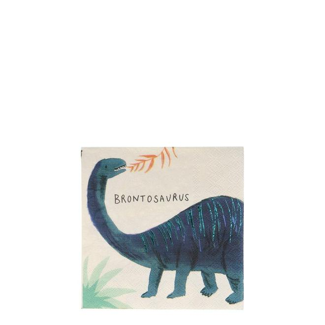 Dinosaur Kingdom Small Napkin