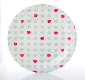 Sweetheart Plates
