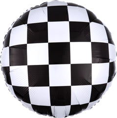 Checkerboard Balloon