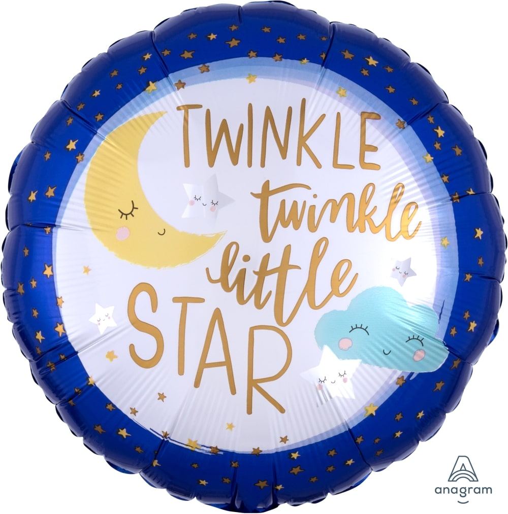 Twinkle Little Star Balloon