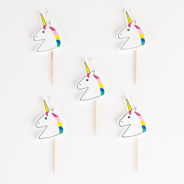 Unicorn Candles