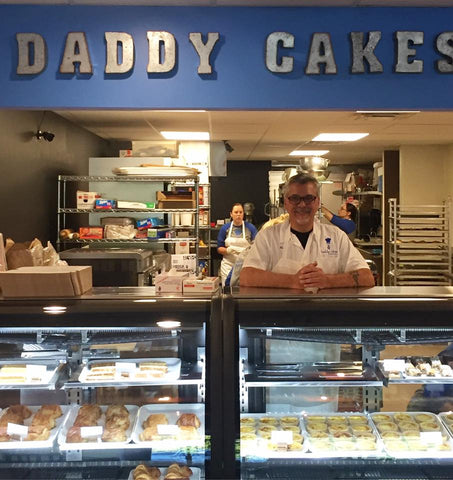 Daddy Cakes Bakery. Fort Collins, Colorado