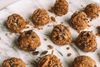 @its_nicolettemarie's Double Peanut Butter Pumpkin Spice Cookie Dough Balls