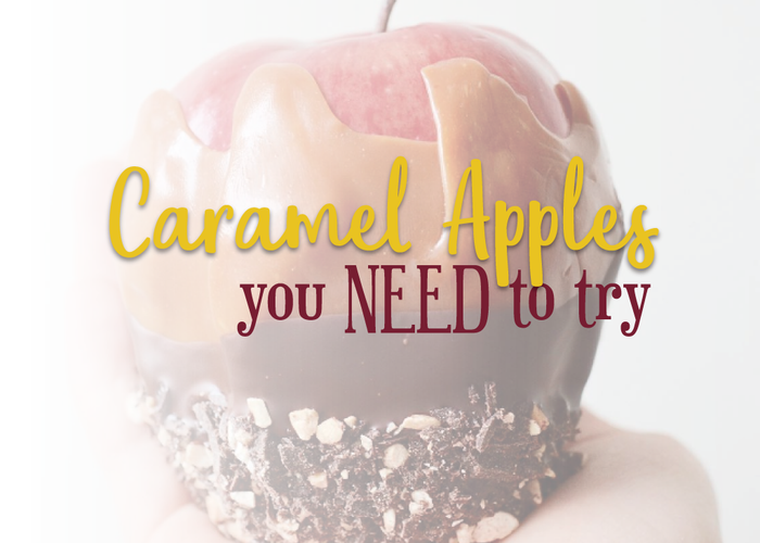 Caramel Apples You NEED To Try