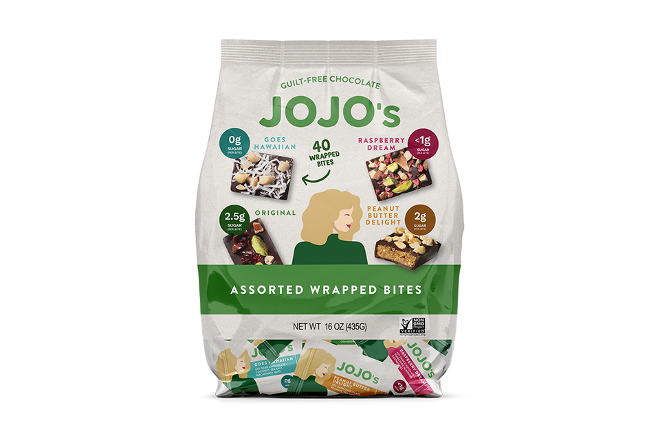 ASSORTED WRAPPED BITES BAG