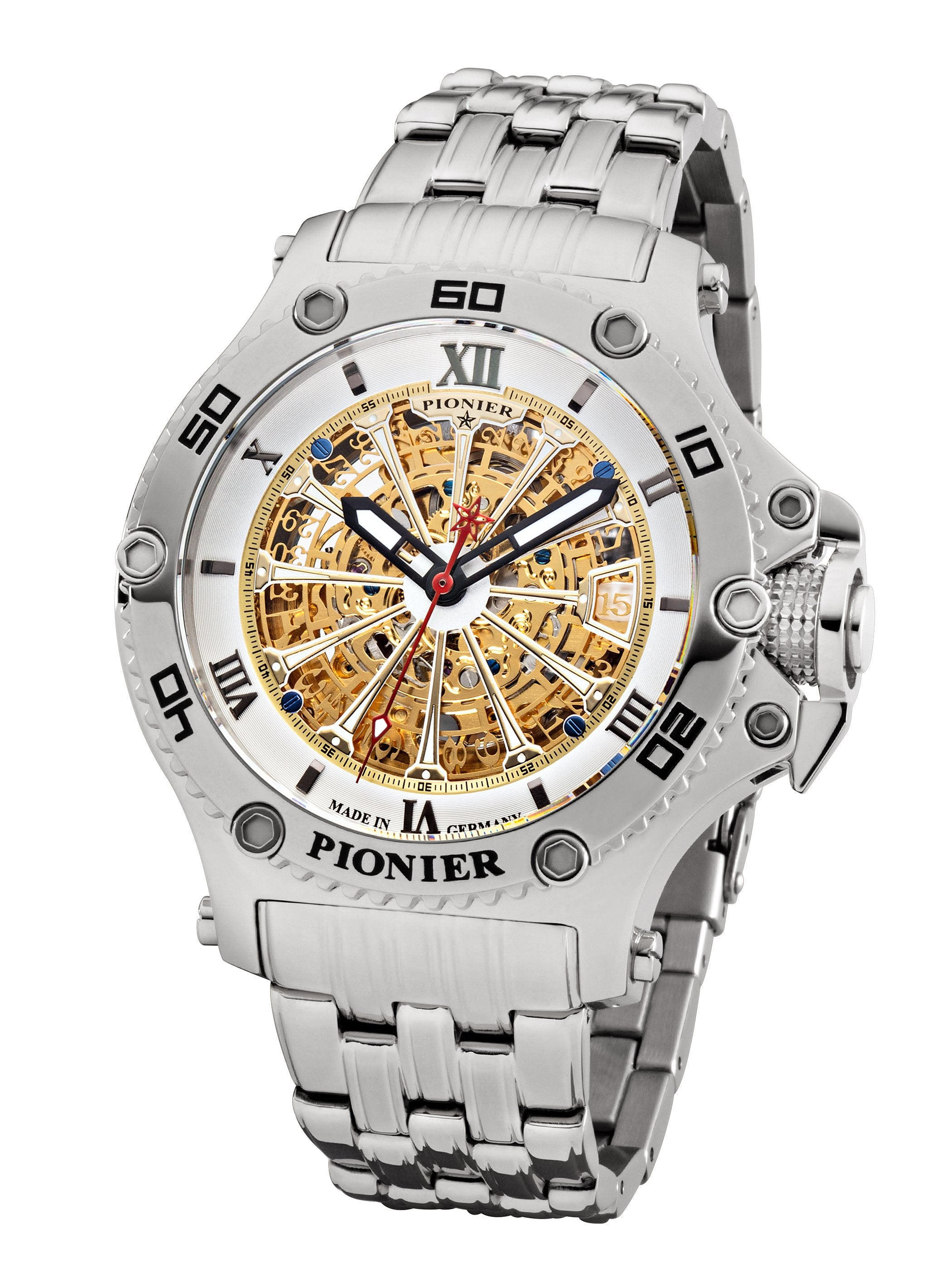 Barcelona Pionier GM-516-7 Made in Germany