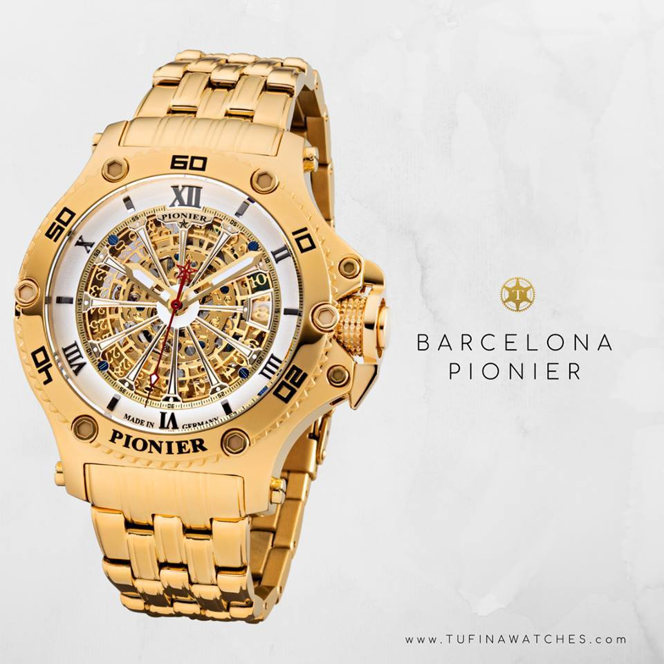 Barcelona Pionier GM-516-9 Made in Germany