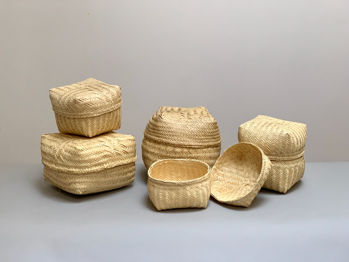 Basketry by Cinta Larga People