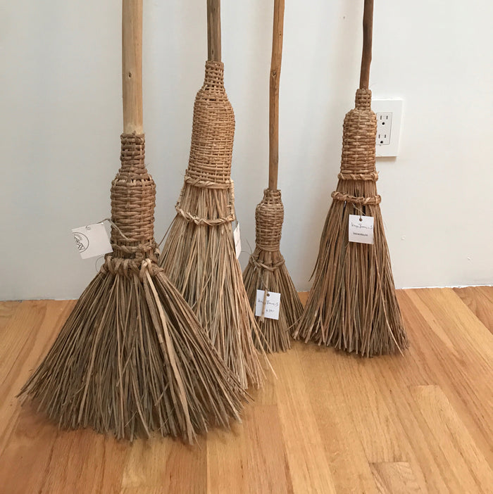 Brooms by Kayapo People
