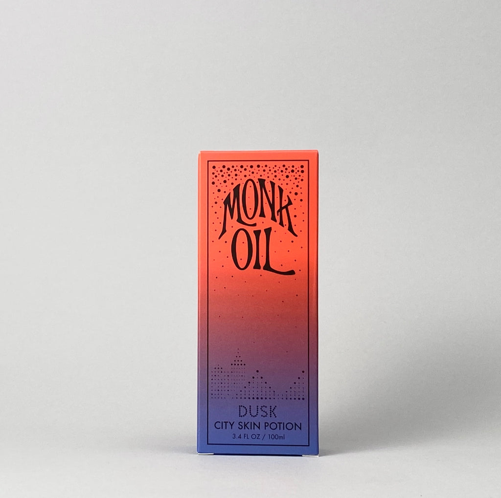 Monk Oil Skin Potions