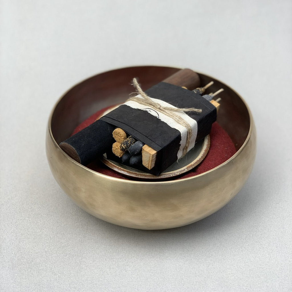 Bath & Meditate Singing Bowl Set