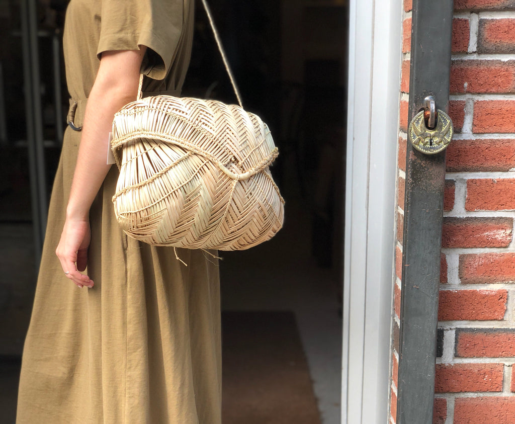 Carrying Basket by Xavante People
