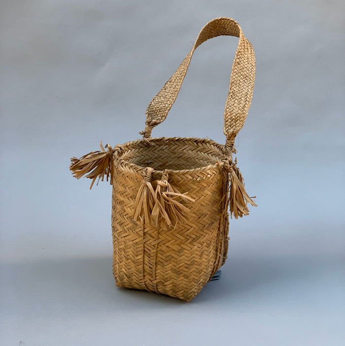 Kax Kakre Basket By Kayapo People