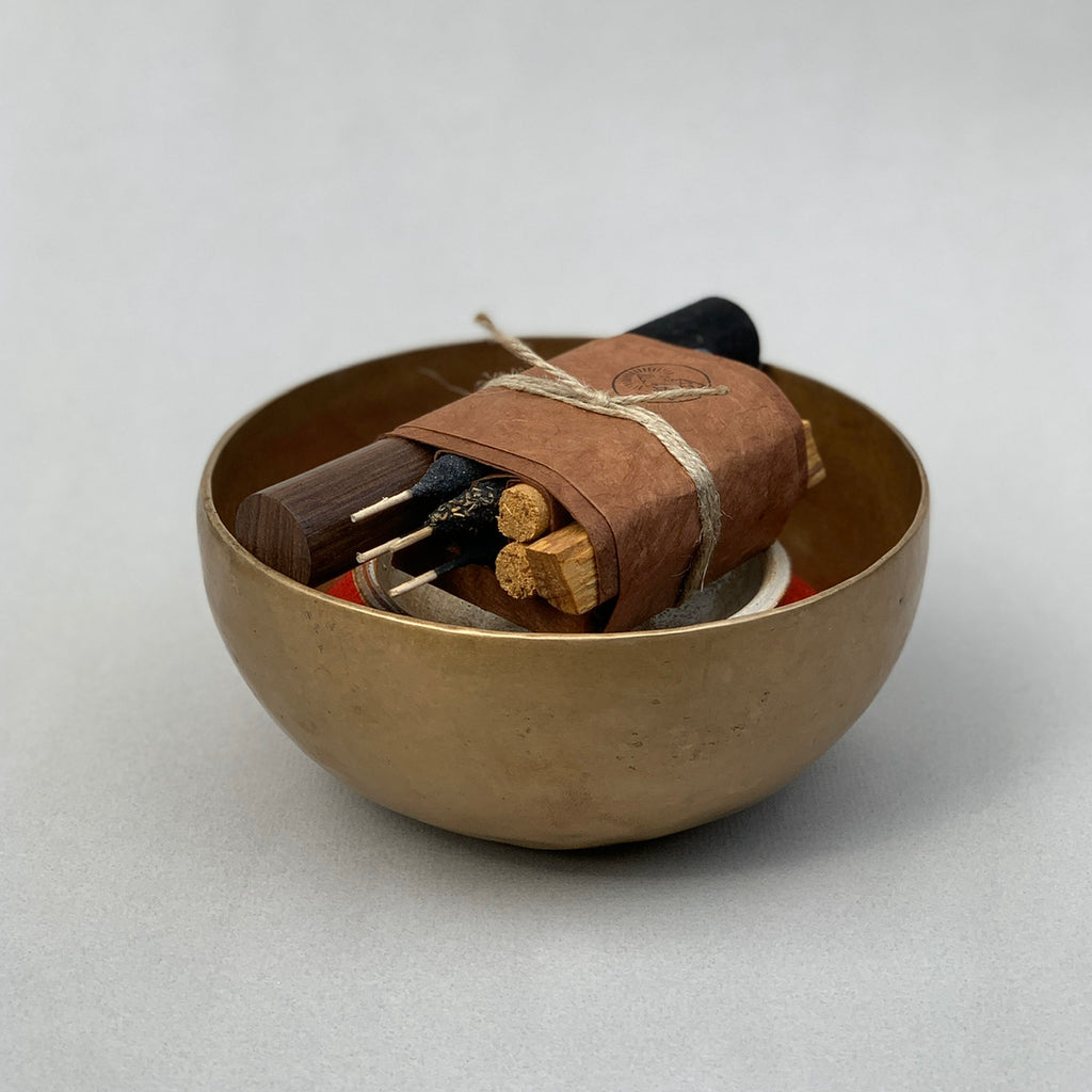 Bath & Meditate Singing Bowl Sets