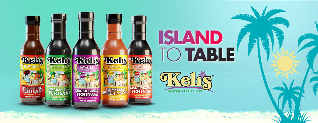 KELI'S HAWAIIN SAUCES