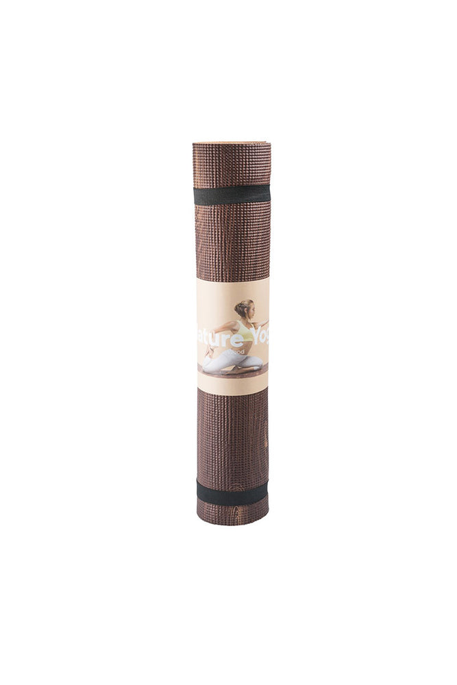 Yoga Mat Wood