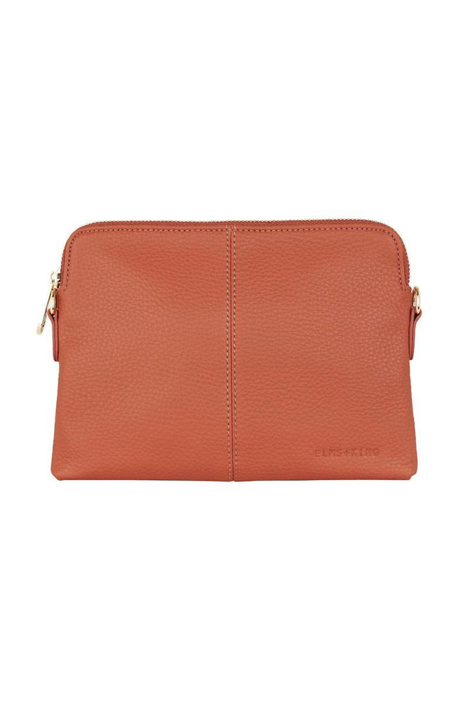 Elms+King - Bowery Wallet - Nut Meg