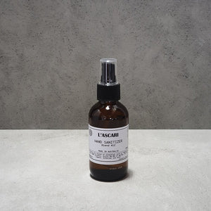 Load image into Gallery viewer, L'ASCARI Hand Sanitizer cucumber lavender