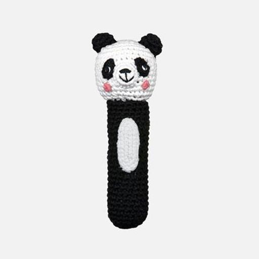Miann & Co Hand Rattle Panda
