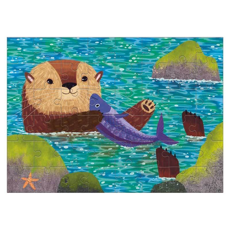 Mini Sea Otter 48 piece