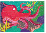 Mini Sea Giant Pacific Octopus 48 piece
