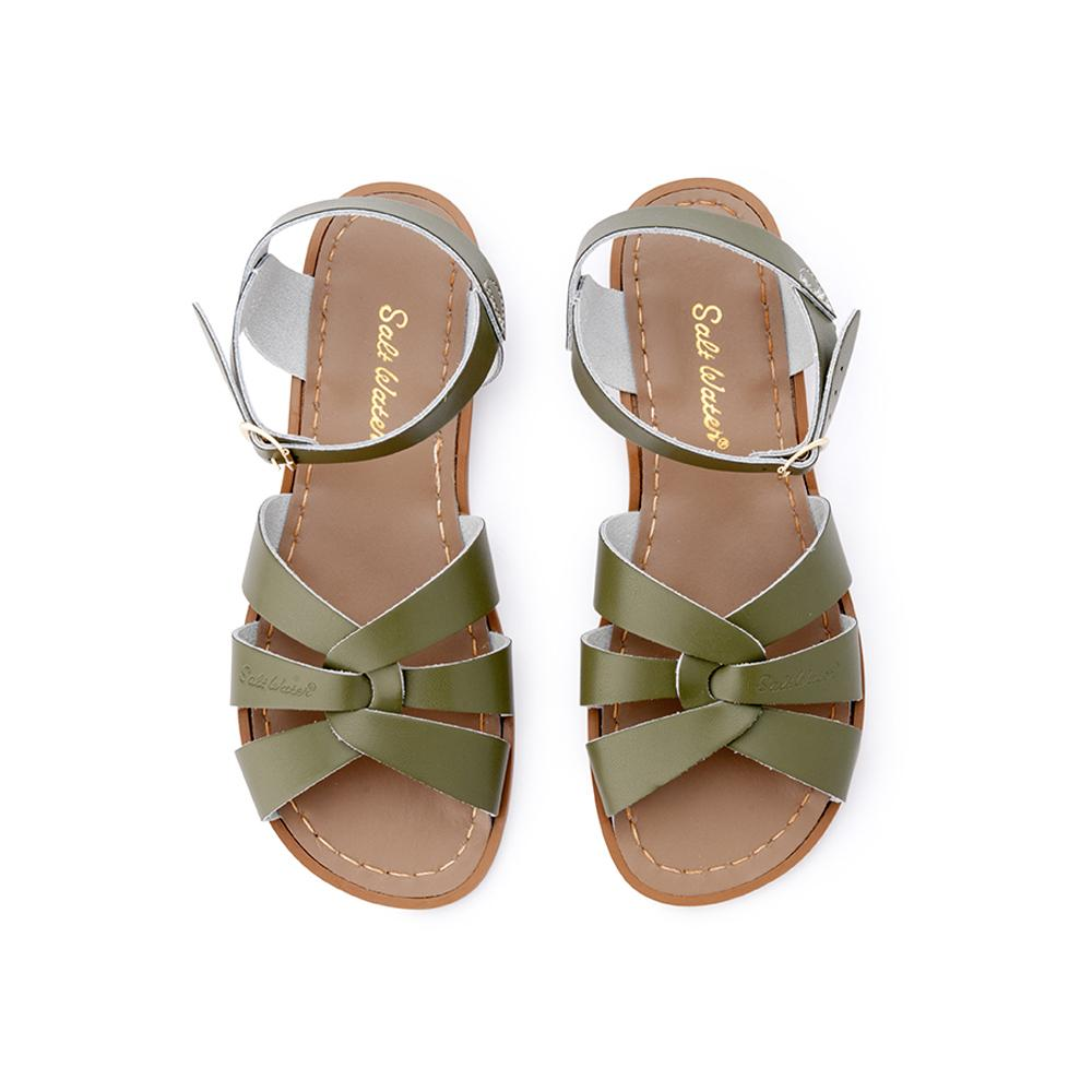 SALT WATER ORIGINAL SANDALS - OLIVE